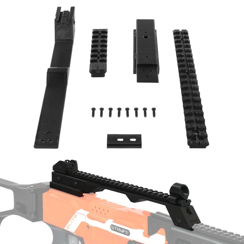 Worker MOD F10555 H&K G36 Imitation Kit 3D Printing Combo for Nerf STRYFE  Modify Toy