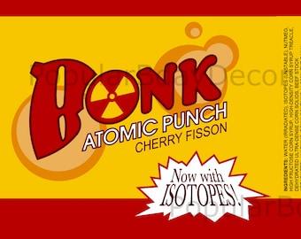 Bonk Atomic Punch (Scout PowerUp)