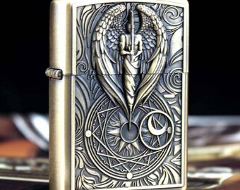 Carved lighters