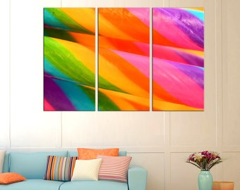 Lollipop Canvas wall art Living room decor Canvas Art Home decor home interior canvas Home decor Wall Art Canvas Kitchen decor