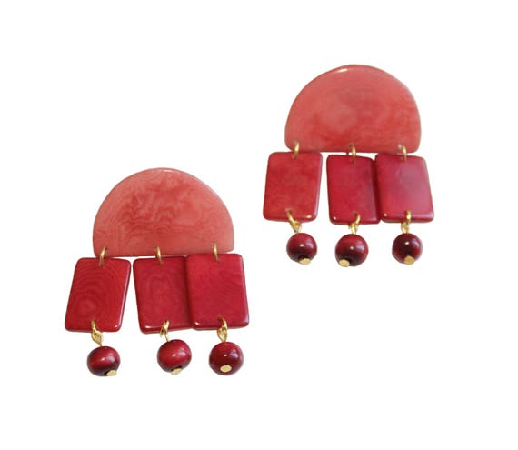 ROBERTA TAGUA EARRINGS