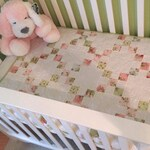 "Pre Cut Emily's Irish Chain Baby Quilt Kit from QuiltieSisterS (Size 31 x 43"")"