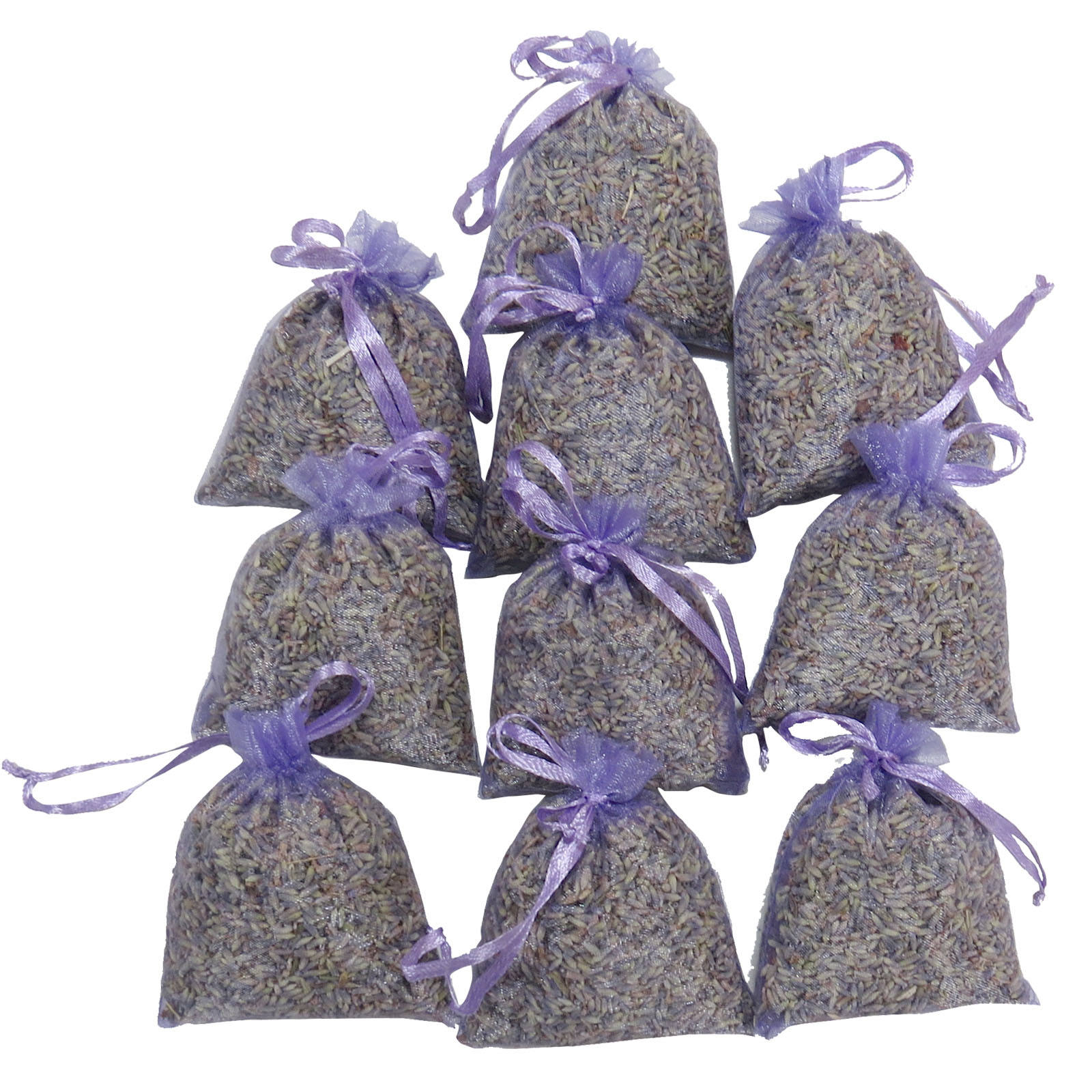 Organza Bags Wedding Favor 25pcs Lavender Sachets Set Etsy