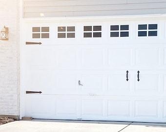 Garage Door | HARDWARE DECALS