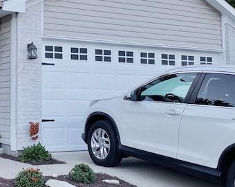 Garage Door | WINDOW DECALS