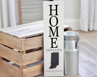 HOME SIGN - City & State