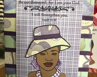 Lucille's legacy of Faith, cards dedicated to my mom