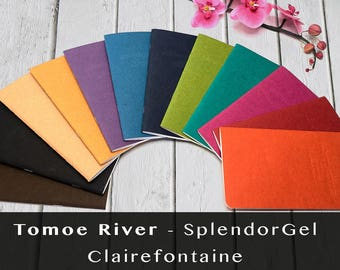 CLAIREFONTAINE Fountain Pen Paper, Traveller's Notebook - Fountain Pen - Notebook and Planners- A5 B6 B6Slim Regular