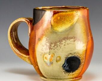 Handmade Soda Fired Galaxy Coffee/Tea  Mug
