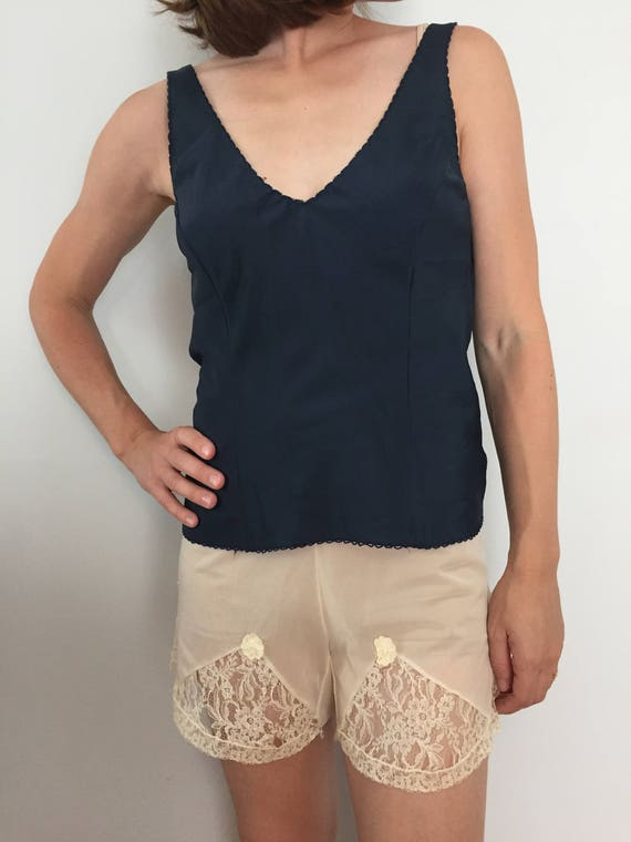 Lord   Taylor Pajama Top   Lady Lynne Size P Lingerie Tank Top  f099ef0d35872