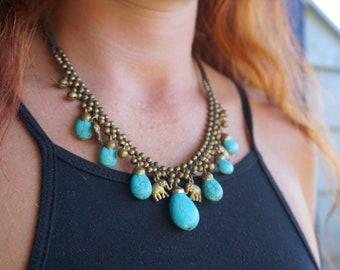Boho Bells Necklace