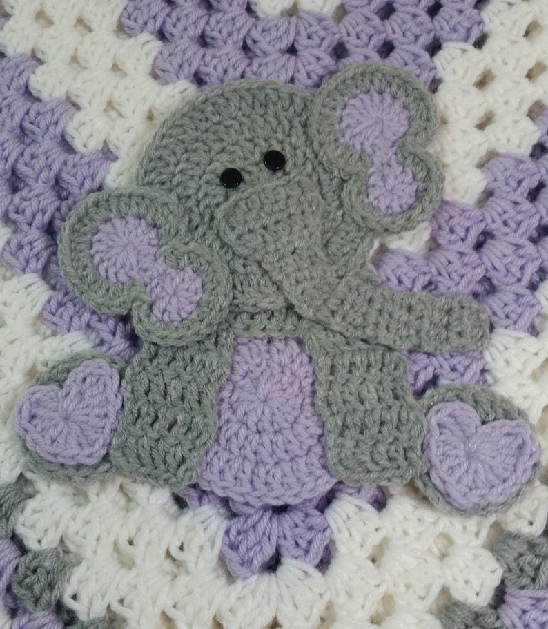 Amigurumi Little Cute Elephant Free Crochet Pattern - Amigurumi Patterns  Maketopin.com | 911x794