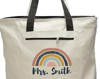 Kindergarten Teacher Bag \u2022 Teacher gift \u2022 Kindergarten/'s a Hoot Owl Tote Bag \u2022 Student Teacher Tote Bag \u2022 teacher appreciation gift