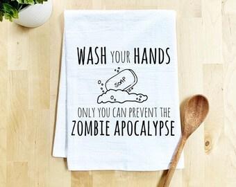 Zombie Kitchen Decor Etsy