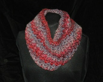 Shades of Romance Infinity Scarf