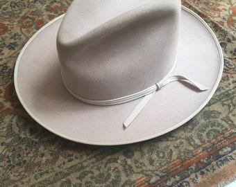 0e019463cd9 Fine rabbit felt hat