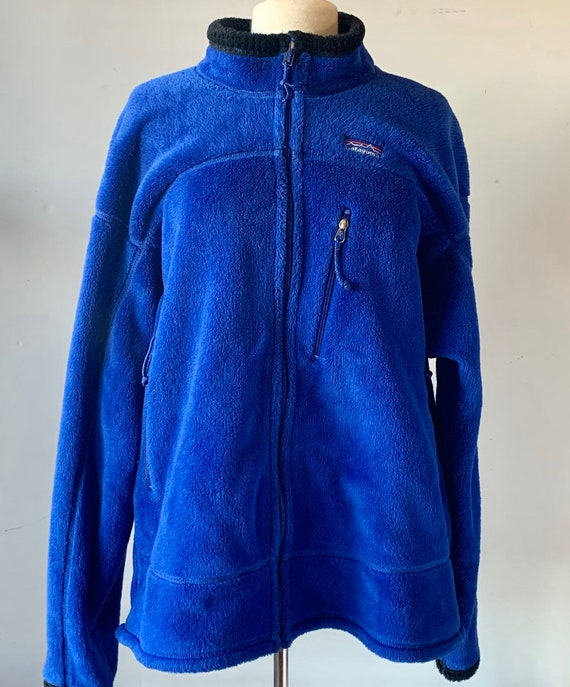Vintage Patagonia R4 Fleece Jacket