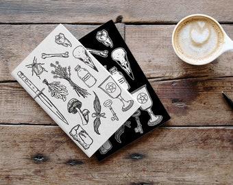 Black Apothecary Notebook