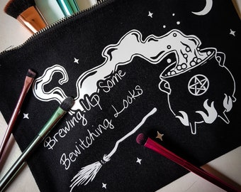 Bewitching Looks Makeup / Pouch Bag