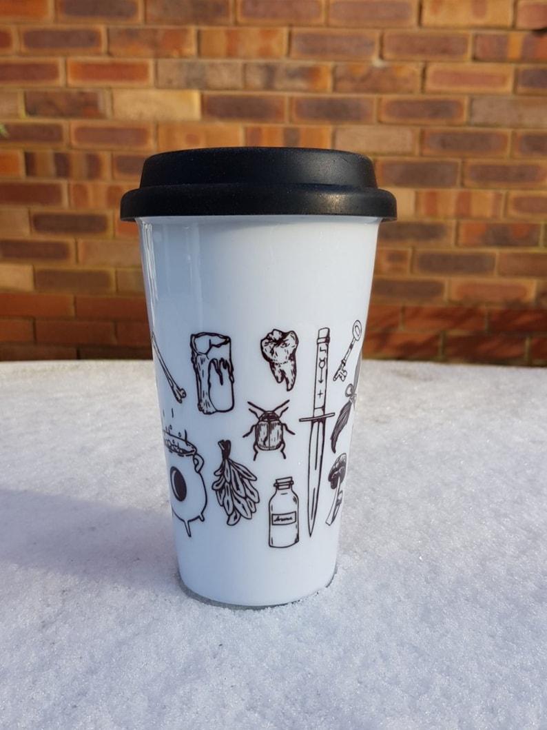 Apothecary Travel Mug image 0
