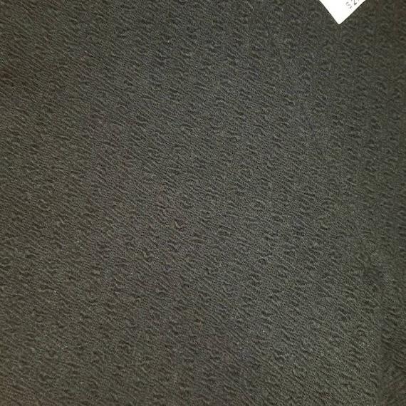 NWT Vintage Betsey Johnson Black knit Sexy Zipper… - image 5
