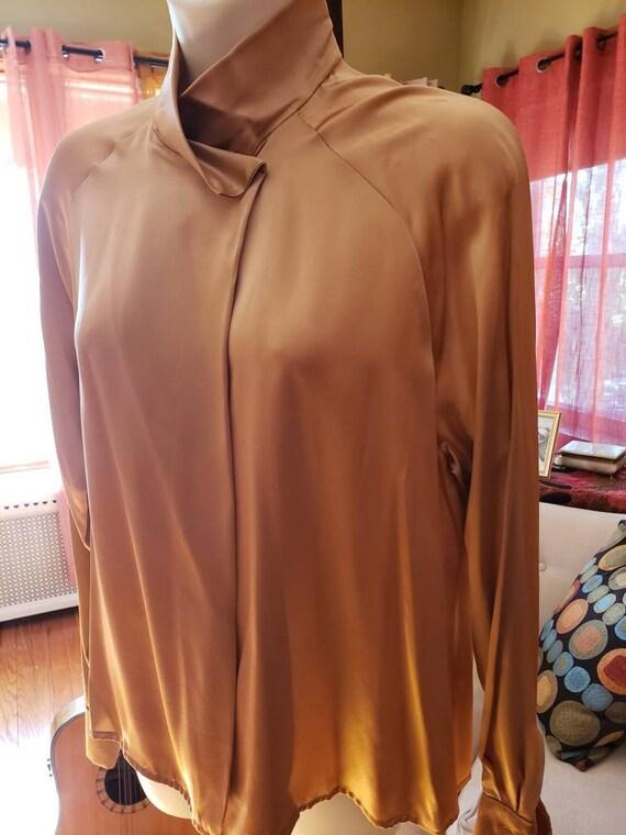 Calvin Klein Vintage Silk shirt