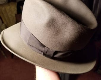 Vintage Stetson bad ass hat
