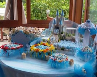 Tavolo confettata matrimonio l arredamento e la decorazione idee