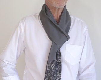 Men scarf all in cotton