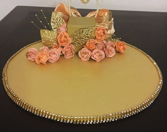 CLEARANCE -Ring Ceremony Dish/Platter