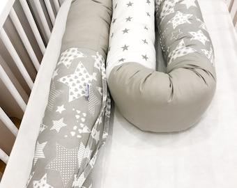 Nestchen babynester kuschelige baby nestchen für babybetten