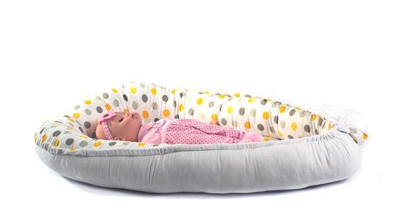 Bettausstattung Kuschelnest Babynestchen Kokon Babynest Nestchen Kokon Neu
