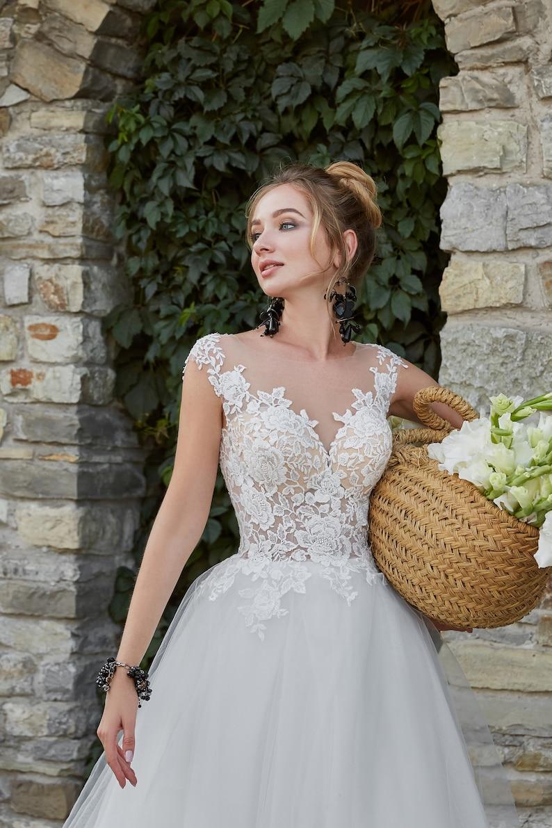 Robe de mariage geneve