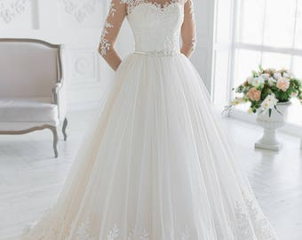 Wedding dress wedding dress Veronica