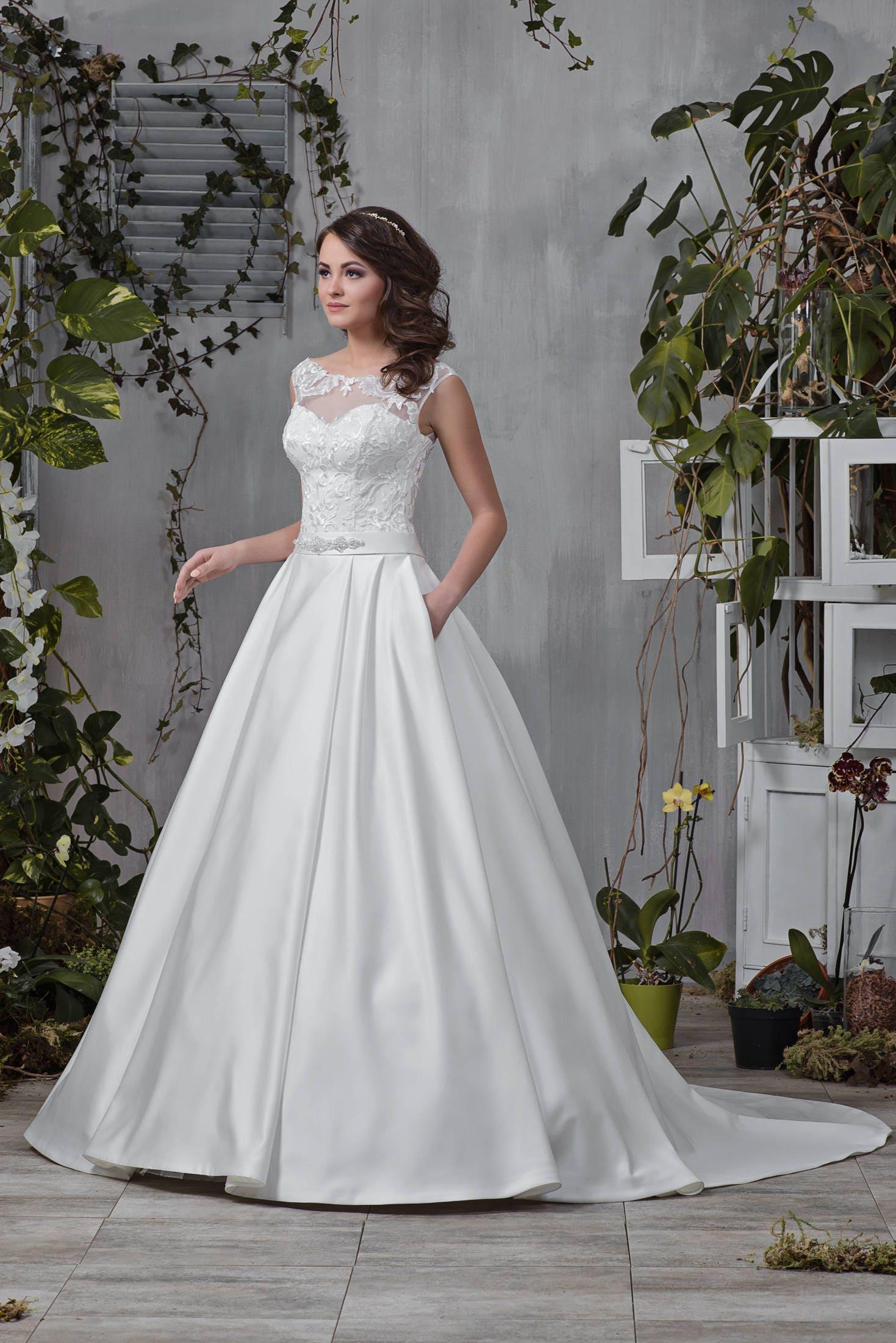 Heart Wedding Dresses