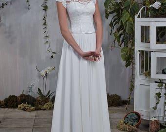 Wedding dress wedding dress Joan Ivory