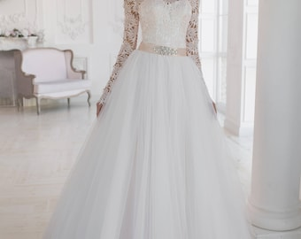 Wedding dress wedding dress PIONIA