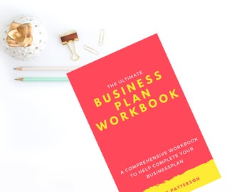 The Ultimate Business Plan Workbook (eBook)