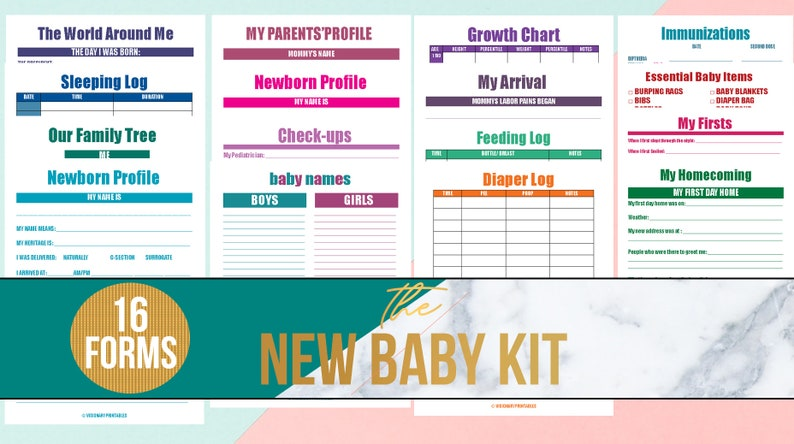 picture about New Baby Checklist Printable referred to as Refreshing Child Building Package, Child Designing Package, Little one Planner, Printable Little one Planner, Youngster Listing, Child Ebook, Youngster Shower Reward, Boy or girl Tracker