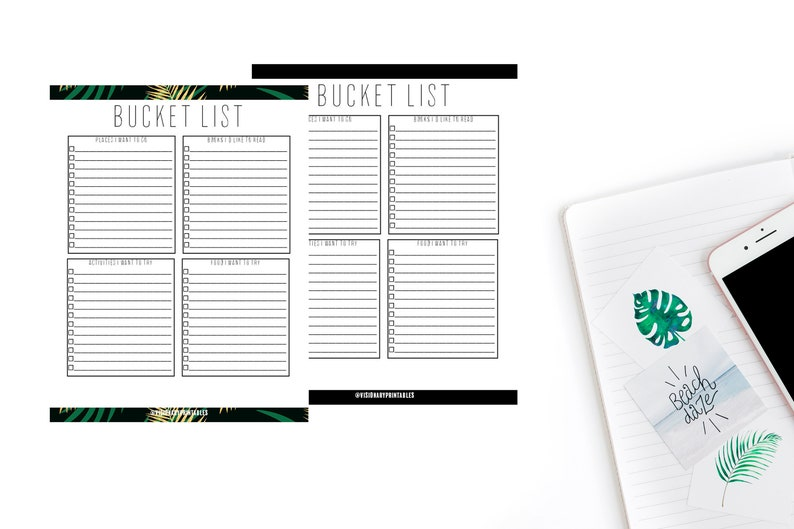 image about Bucket Template Printable known as Bucket Record// Bucket Record Template// Towards Do Checklist// Instantaneous Down load// Push Checklist// Variables in the direction of Do// Bucket Listing Printable// Bucket Listing Style