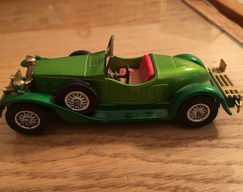 Stutz Bearcat 1931 Matchbox Made In England By Lesney Nr 11 Modellbau