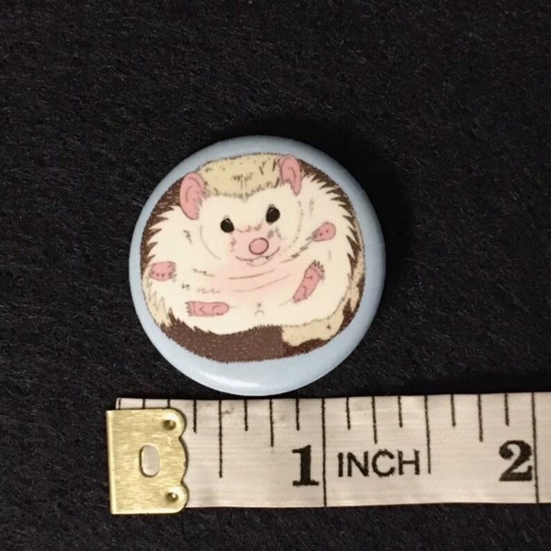 1.25 Luna the Hedgehog Pin