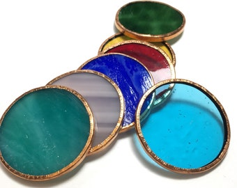 Stained Glass Precut and Foiled Circles you'll find super handy Check out the amazing Variety Color Mix now!