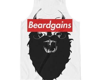 Beard Gains Full-Size Supreme Logo Tank
