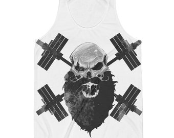 Barbells Full Tank Top