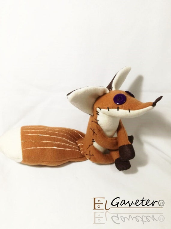 Collectibles Animation Art Characters Film The Little Prince Le Petit Prince Fox Plush Doll Puppet Toys Christmas Gift Animation Art Characters Zsco Iq