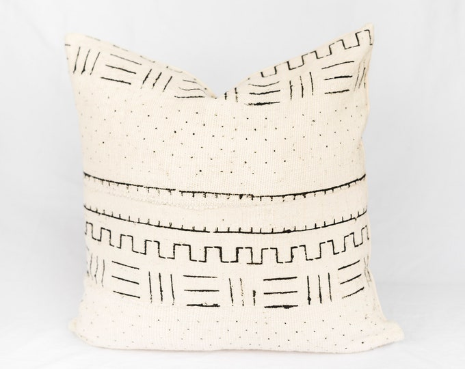 White African Mud Cloth No.051