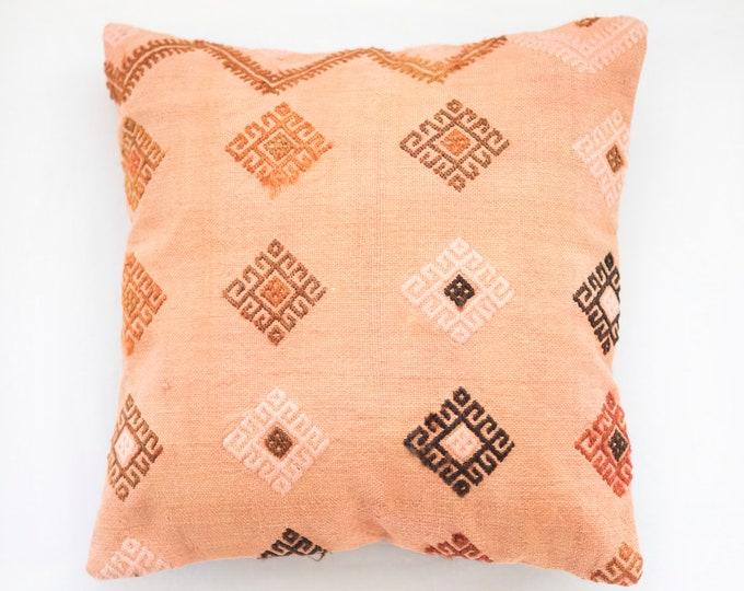 Kilim Pillow No. 107