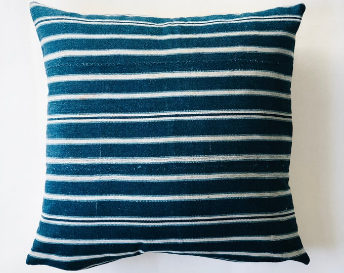Striped African Indigo No.29