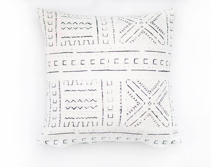 White African Mud Cloth No.57